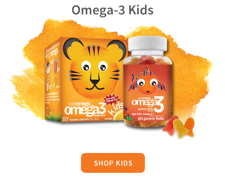 Shop Omega-3 Kids All