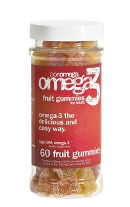 Adults DHA Gummy Fruits