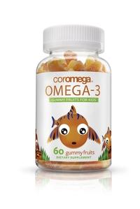 Kids DHA Omega-3 Gummy Fruits