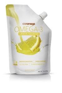 Omega-3 Big Squeeze - Lemon