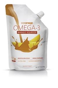 Omega-3 Big Squeeze - Mango