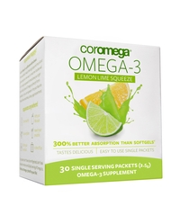 Omega-3 Squeeze Lemon Lime