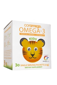 Kids Omega-3 Squeeze Orange