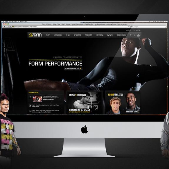 Form Delivers KO with New E-commerce Store