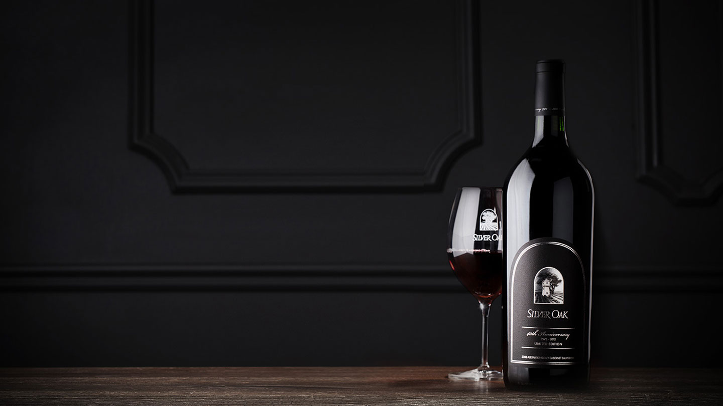 Silver Oak responsive website