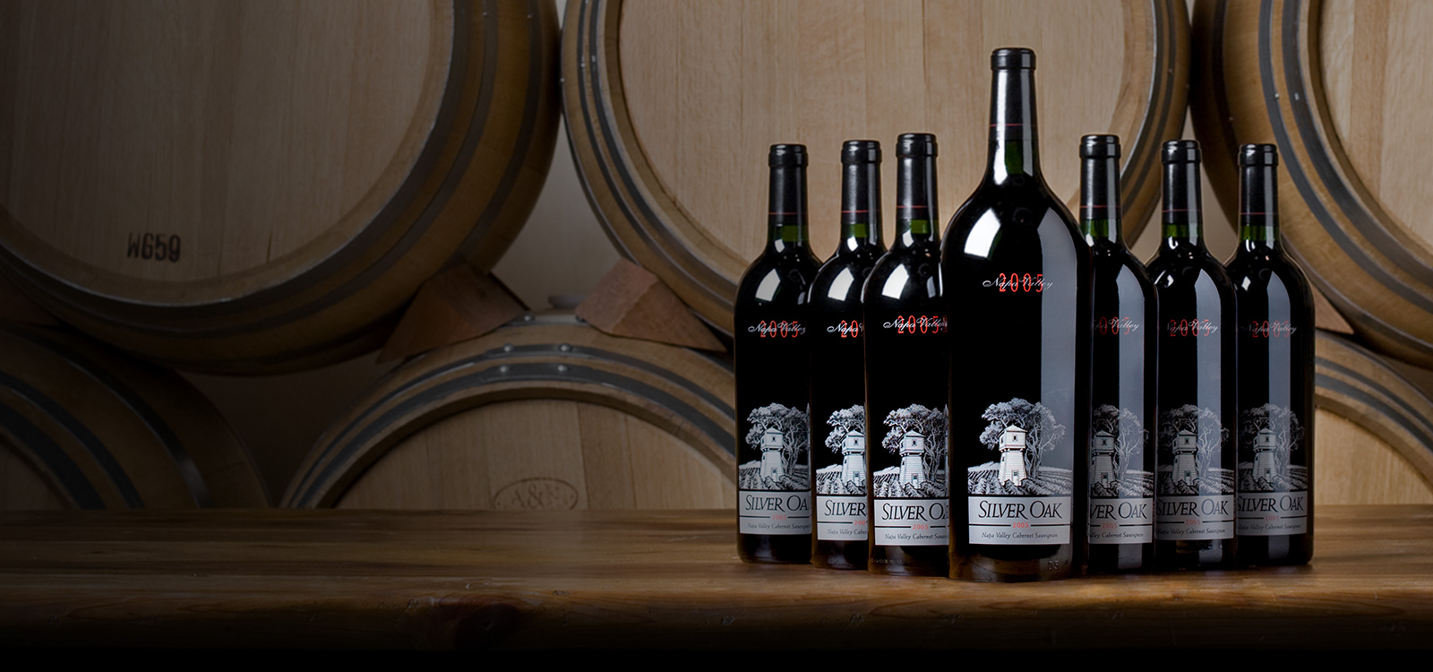 Silver Oak organic search marketing success