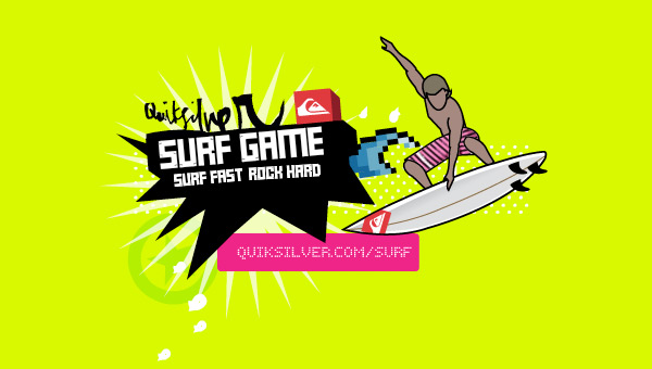Quiksilver Interactive Game