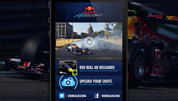 Red Bull F1 Mobile