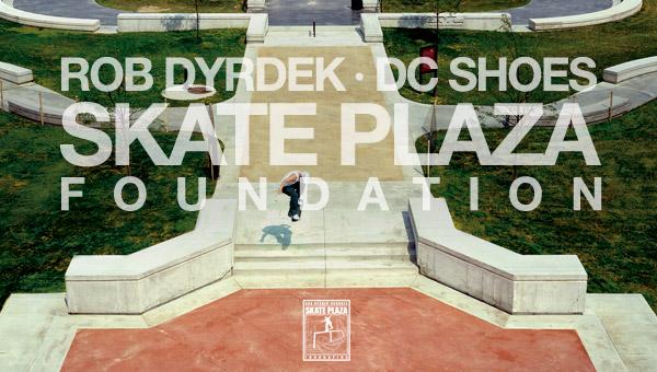 Rob Dyrdek Skate Plaza
