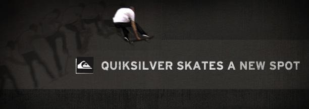 Quiksilver Hits The Spot