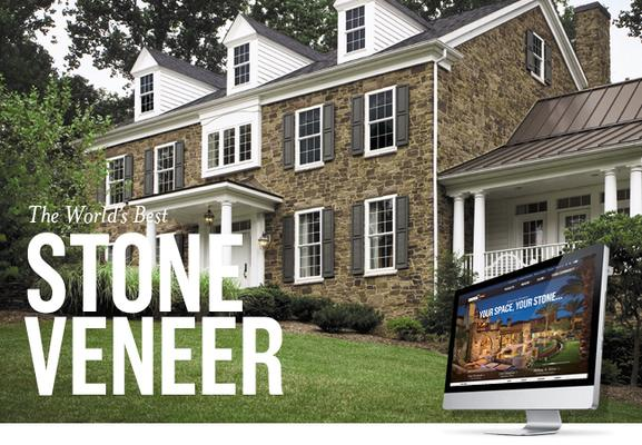 Eldorado Stone Engages Homeowners with New Interactive Website