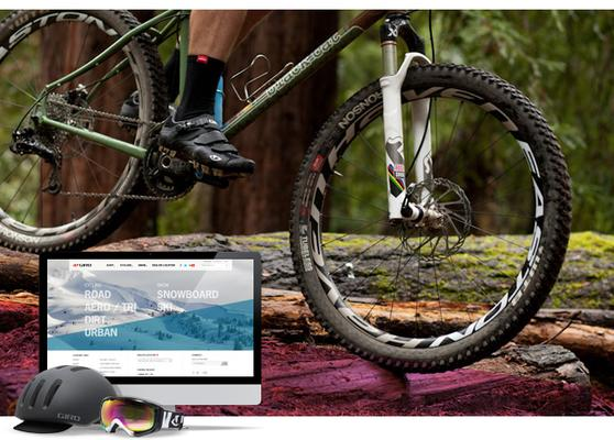 Giro Kicks Into High Gear with Newly Enhanced Website