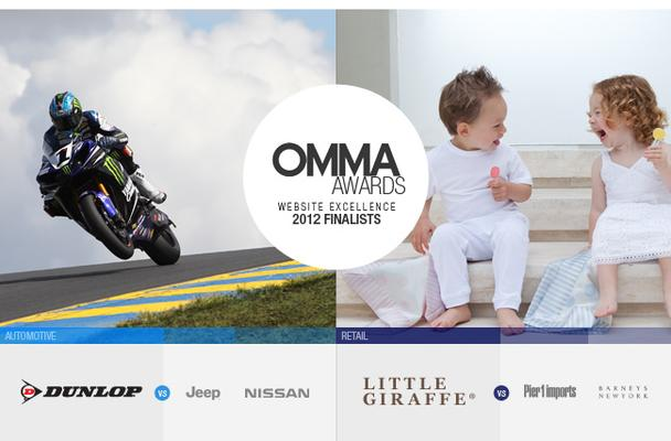 Cuker Honored as OMMA Award Finalist for Dunlop + Little Giraffe