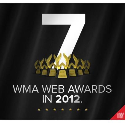 Cuker Wins Seven 2012 WebAwards
