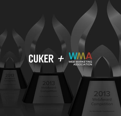 Cuker CEO Aaron Cuker to Judge 2013 WebAwards