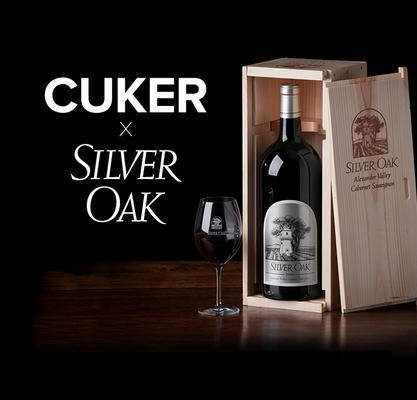 Silver Oak Cellars Partners with Cuker on SEO Strategy