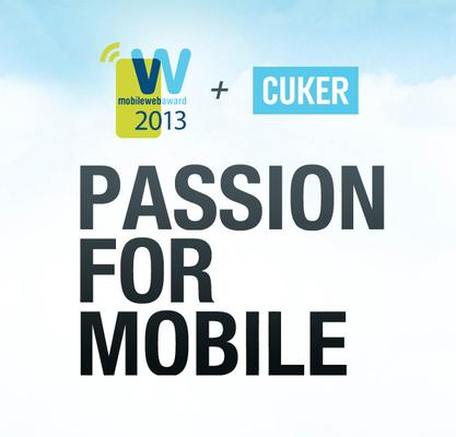 Cuker CEO Aaron Cuker Selected as Judge for the 2013 Mobile WebAwards