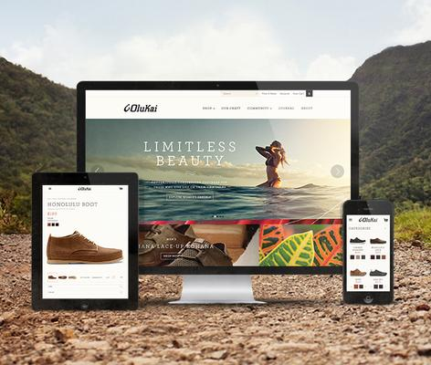 Cuker Launches Mobile Optimized eCommerce Site For OluKai