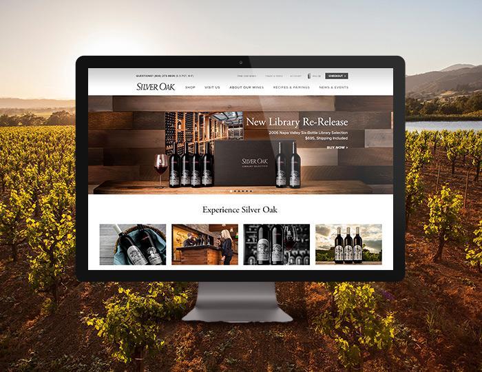 Silver Oak Launches Website Design Refresh
