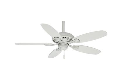 "44"" Fordham Ceiling Fan - Cottage White"