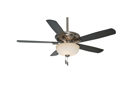 """54"""" Academy Gallery Ceiling Fan - Antique Pewter"""