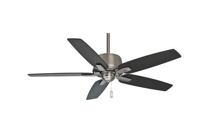 Areto Ceiling Fan - Brushed Nickel