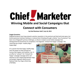 Chieft Marketer