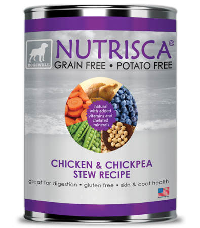 Nutrisca® Chicken & Chickpea Stew