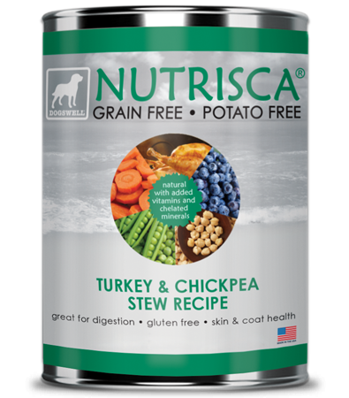 Nutrisca® Turkey & Chickpea Stew