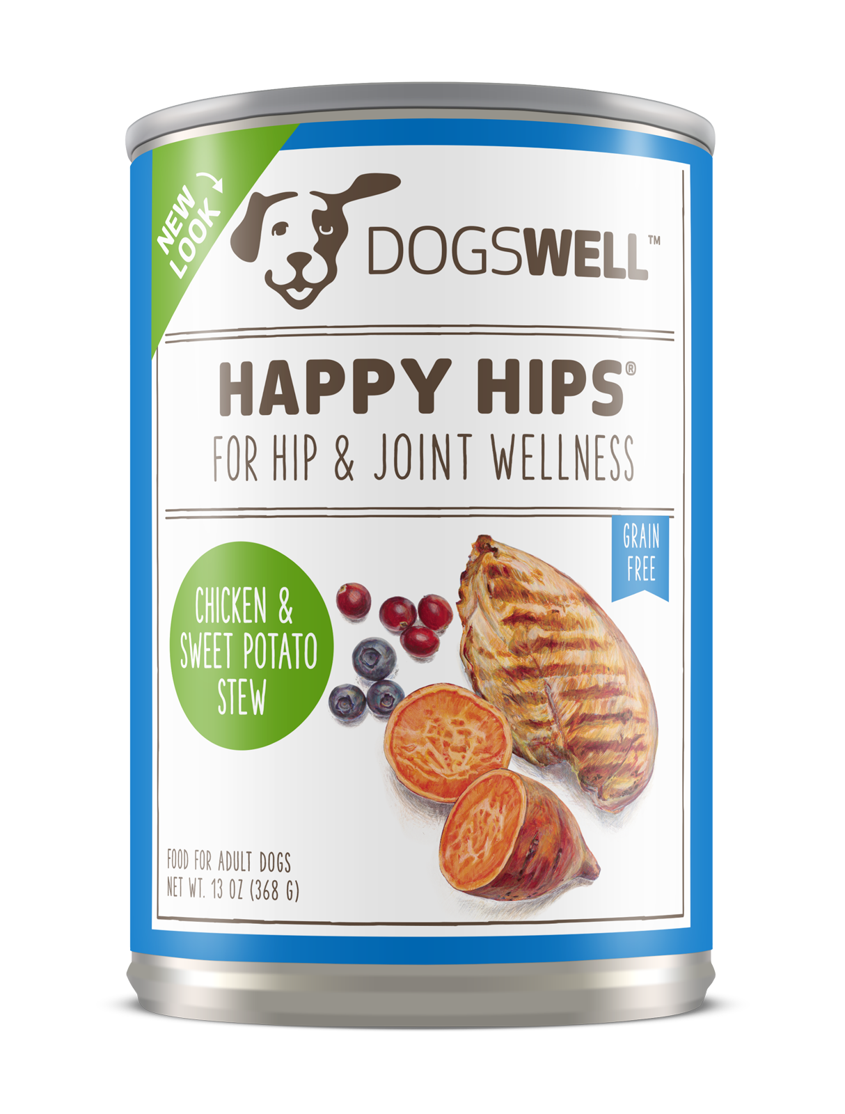 Happy Hips Dry Dog Food