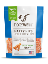 Happy Hips® Chicken Breast Jerky Treats- USA Recipe