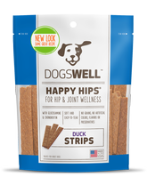 Happy Hips® Strips Duck Treats