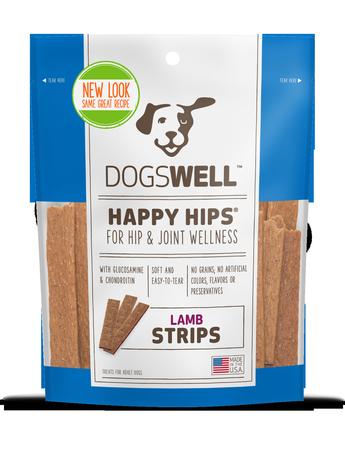 Happy Hips® Strips Lamb Treats