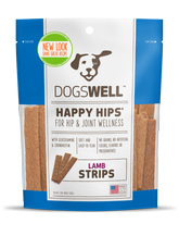 Happy Hips® Strips Lamb Treats