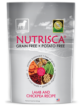 Nutrisca® Lamb & Chickpea Dog Food