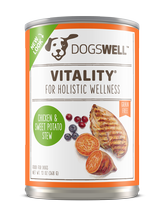 Vitality® Chicken & Sweet Potato Stew Dog Food