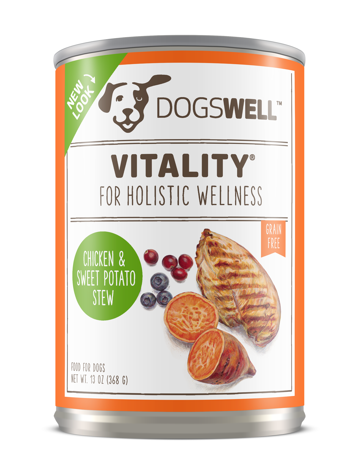 Wellness Chicken Stew Dog Food