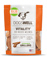 Vitality® Grillers Chicken Treats
