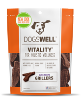 Vitality® Grillers Duck Treats