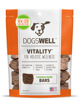 Vitality® Bars Chicken & Veggie Treats