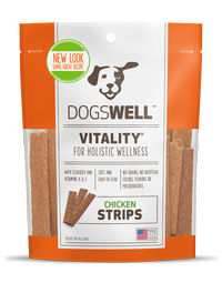 Vitality® Strips Chicken Treats