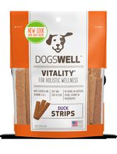 Vitality® Strips Duck Treats