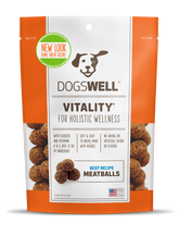 Vitality® Meatballs Beef Recipe Treats