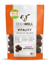 Vitality® Meatballs Lamb Recipe Treats