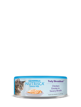 Nutrisca® Truly Shredded® Chicken Entrée In Savory Broth Canned Cat Food