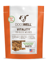 Vitality® Duets Chicken and Peanut Butter Treats
