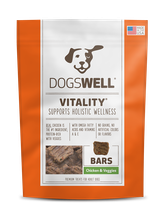 Vitality® Bars Chicken & Veggie Treats