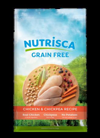Nutrisca® Chicken & Chickpea Dog Food