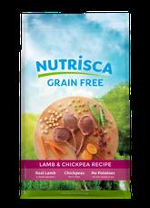 Nutrisca® Lamb & Chickpea Dog Food