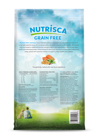 Nutrisca® Salmon & Chickpea Dog Food